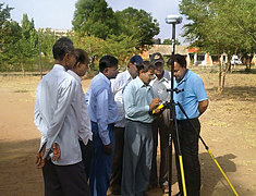 India GNSS Training