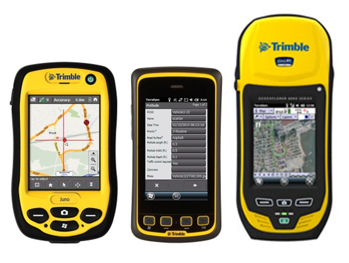 Cadastral Data Collection Solutions Trimble