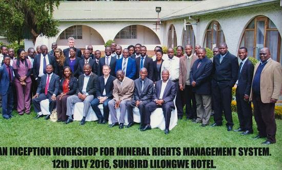 Malawi Inception Workshop Small