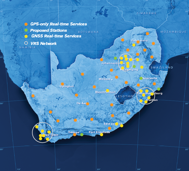 South Africa Grows its GNSS Infrastructure - Trimble