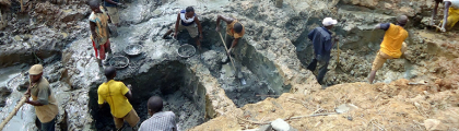 Small-scale Mining Sector Management